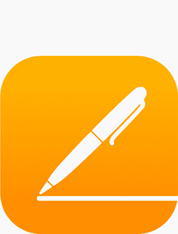 iWork Pages